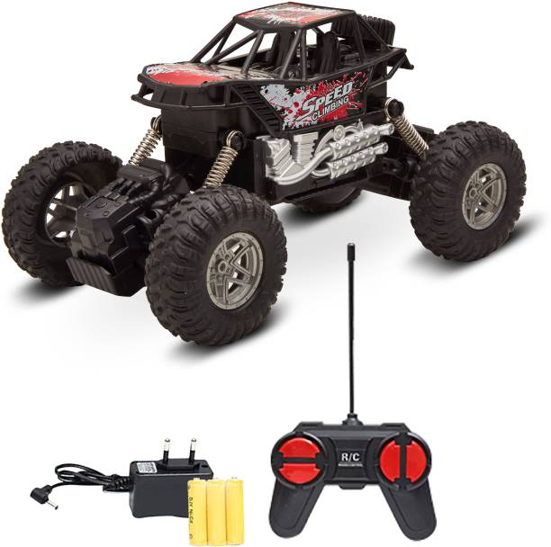 Miss & Chief New off-road remote control car (including battery)