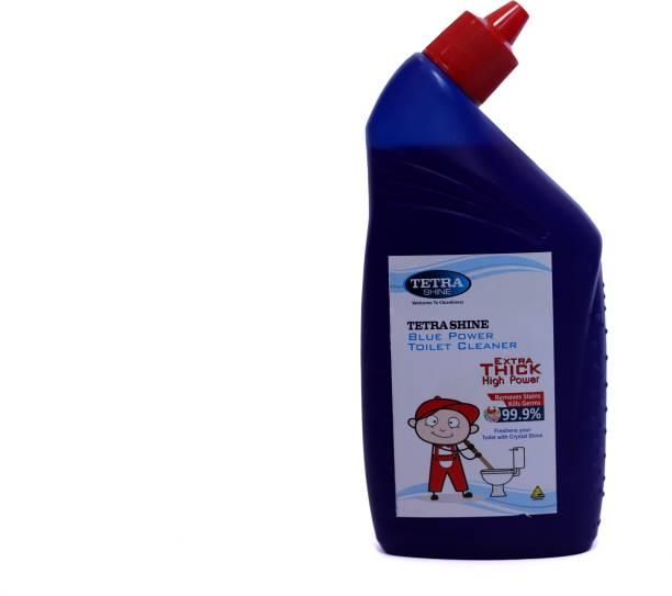 TetraShine Toilet Cleaner 500ML Regular Liquid Toilet Cleaner