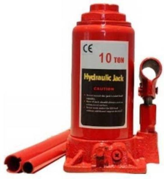 Aqeeq Enterprise 10 Ton Hydraulic Bottle/Car Jack for Stepney/ Hydraulic (10000 kg) Vehicle Jack (10000 kg) Vehicle Jack Stand