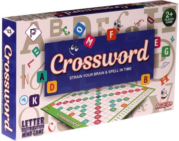 Pimi Trends crossword Word Games Board Game