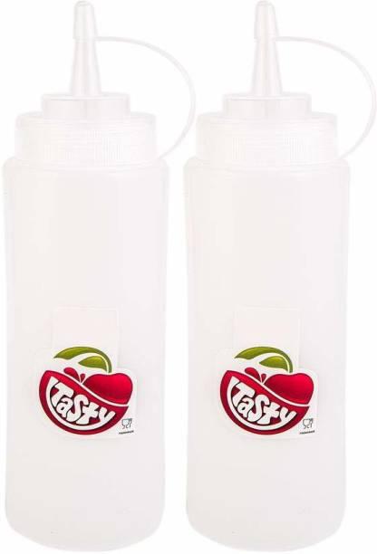 Earth Star Ketchup Bottle Pack of 2 500Ml 500 ml Bottle