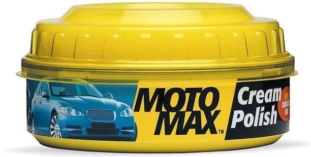 Pidilite Motomax Cream Paste Bike & Car Polish for Insta Shine Exterior