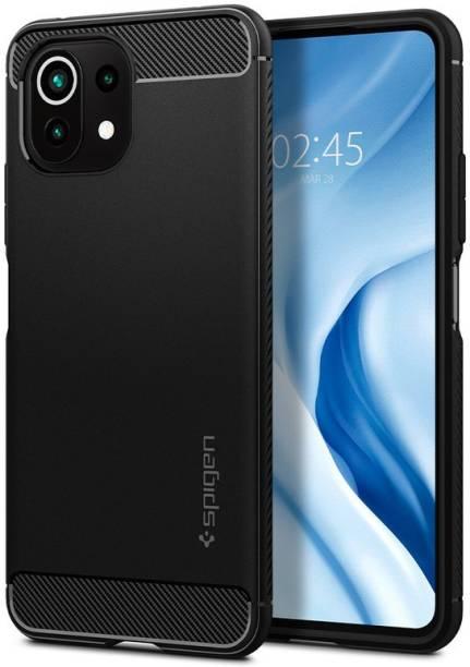 Spigen Back Cover for Xiaomi Mi 11 Lite, Xiaomi Mi 11 Youth