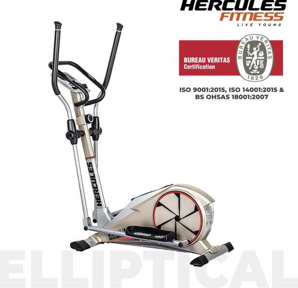Hercules Fitness Hercules Elliptical Cross Trainer for Home use 120 Kg Cross Trainer