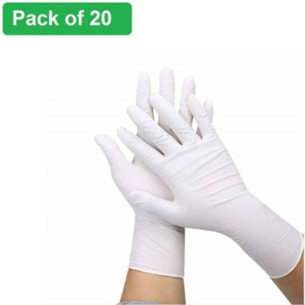 Accezory Latex Examination/Surgical Gloves, Safety Gloves, Hand Gloves, DISA4698 Latex Surgical Gloves