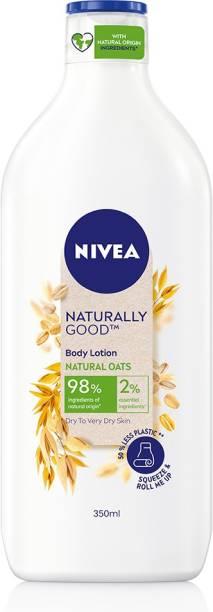 NIVEA Naturally Good Natural Oats Body Lotion 350 ml