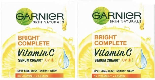 GARNIER BRIGHT COMPLETE VITAMIN C CREAM