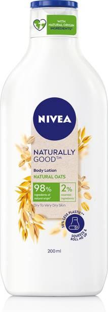 NIVEA Naturally Good Natural Oats Body Lotion 200 ml