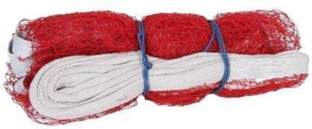 KNK Nylon Four Side Cotton Tape Pack Of 1 Piece Badminton Net