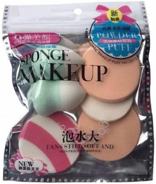 Krrish Makeup Blender, Sponge set of 2, makeup sponge