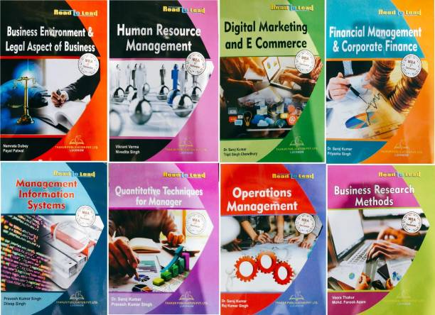 Thakur Mba 2nd Semester Bussiness Enviournment & Legal Aspect Of Bussiness,human Resource Management Digital Marketing And E Commerce , Financial Management & Corporate Finance ,management Information System,quantitative Techniques For Manager ,operations Management,bussiness Research Methods 8 Books Combo
