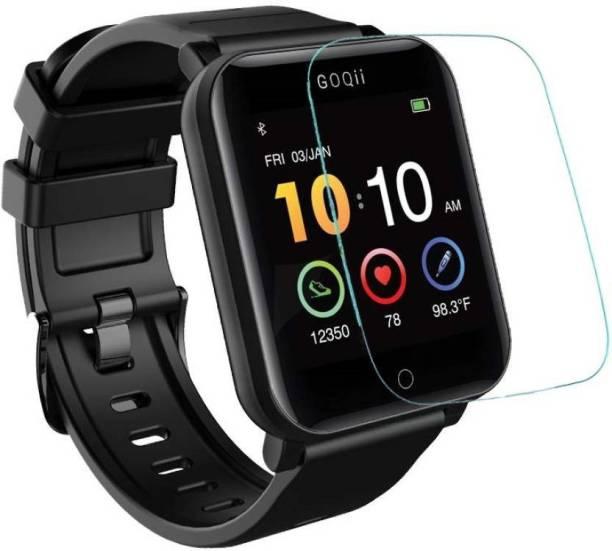 VPrime Screen Guard for Goqii vital smartwatch