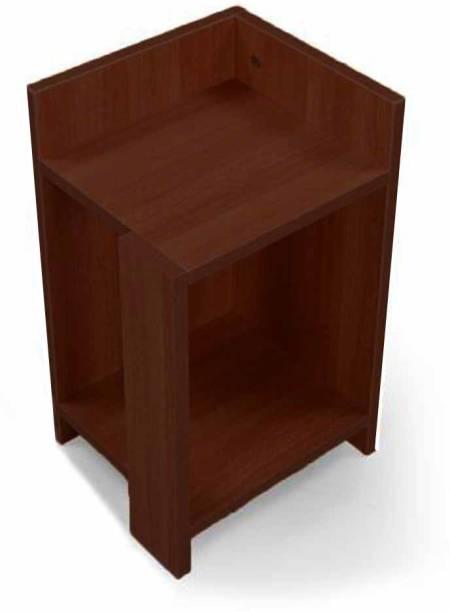 METSMITH Stamy One Plus Engineered Wood Side Table