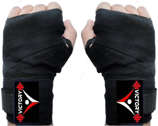 VICTORY Wrap Gym & Fitness Gloves