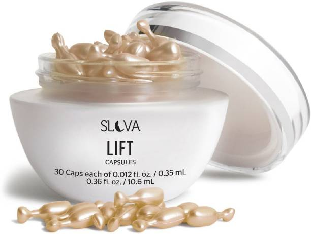 Slova LIFT Face Tightening Anti Aging Serum With Hyaluronic Acid and RonaFlair Filler Technology - For All Skin Types