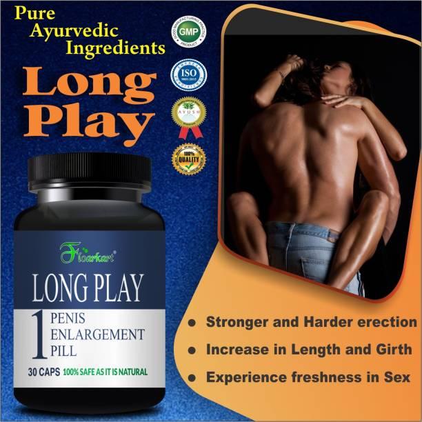 Floarkart Long Play Herbal Supplement For Enhance Strength And Stamina 100% Ayurvedic