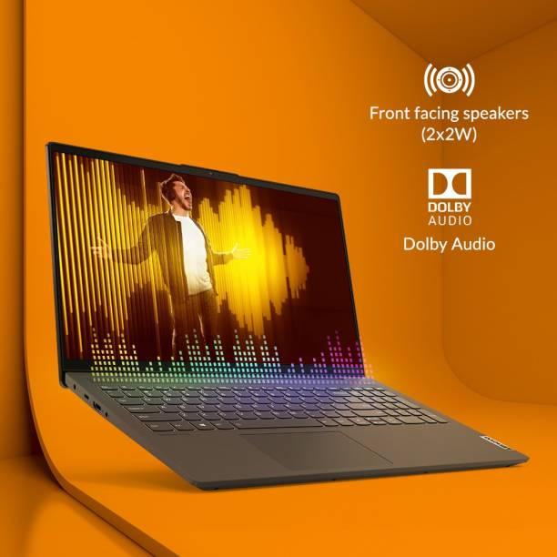 Lenovo Ideapad Slim 5i Core i5 11th Gen - (8 GB/1 TB HDD/256 GB SSD/Windows 10 Home) 15 ITL 05 Thin and Light Laptop