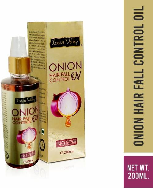 Indus Valley Onion Oil for Hair Regrowth and Hairfall Control Hair Oil