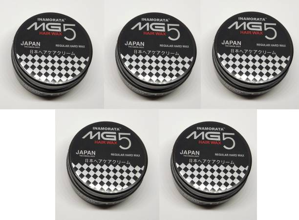 MG5 Pack 0f 5 Pieces Hair Wax