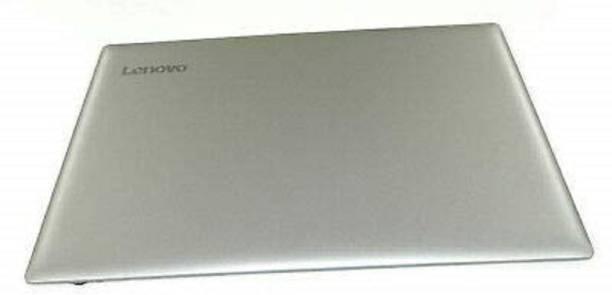 PRDLAPTOP Laptop Panel LCD Back Cover Case Top Cover with Bezel and with Hinges for Lenovo IdeaPad 320-15ISK 320-15IAP 320-15AST 320-15IBR 520-15 5000-15 15IKB FA13R0001X0 (Silver) LCD 15 inch Replacement Screen