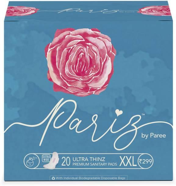 Paree Pariz Sanitary pads XXL-20 Sanitary Pad