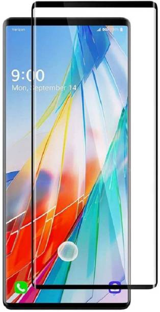 Casener Tempered Glass Guard for LG Wing, LG Wing 5G