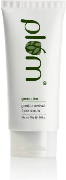 Plum Green Tea Gentle Revival Face  Scrub