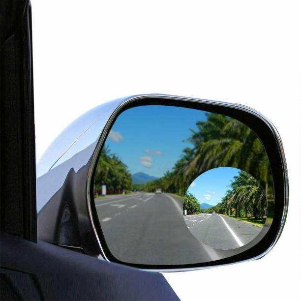Welltech Manual Blind Spot Mirror, Driver Side For Volkswagen, Mahindra, Suzuki, Jaguar, Hyundai, Maruti Suzuki, Audi, Toyota, Ford, BMW, Tata, Renault, Nissan, Mercedes Benz, Skoda, Honda WagonR, Swift Dzire, Escort, Omni, Creta, Alto, Indigo CS, i20 Elite, Innova, KUV 100, Elite i20