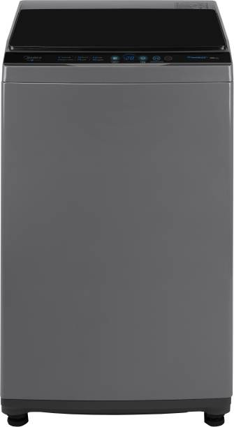 Midea 7 kg Fully Automatic Top Load Grey
