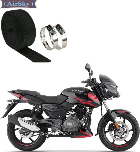 AIRSKY Exhaust Heat Shield for Pulsar Bike Exhaust Heat Shield