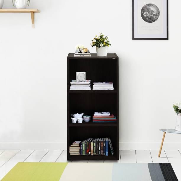 TADesign Muo-6018 Engineered Wood Open Book Shelf
