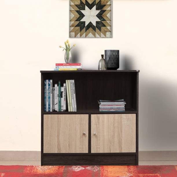 TADesign Duet-6015 Engineered Wood Semi-Open Book Shelf
