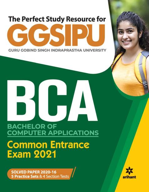 GGSIPU BCA Common Entrance Exam 2021