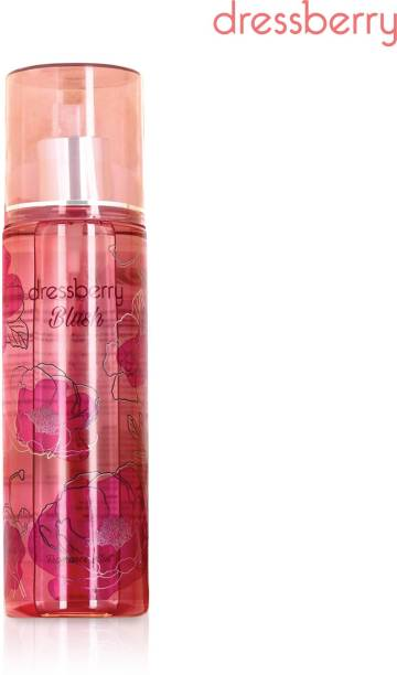 Dressberry Blush (Pack of 1) Body Mist  -  For Women