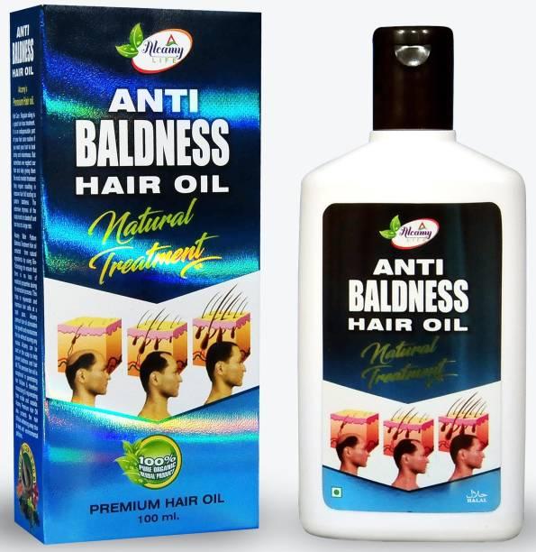 Alcamy Anti Baldness Treatment Hair Oil (For Men & Women)