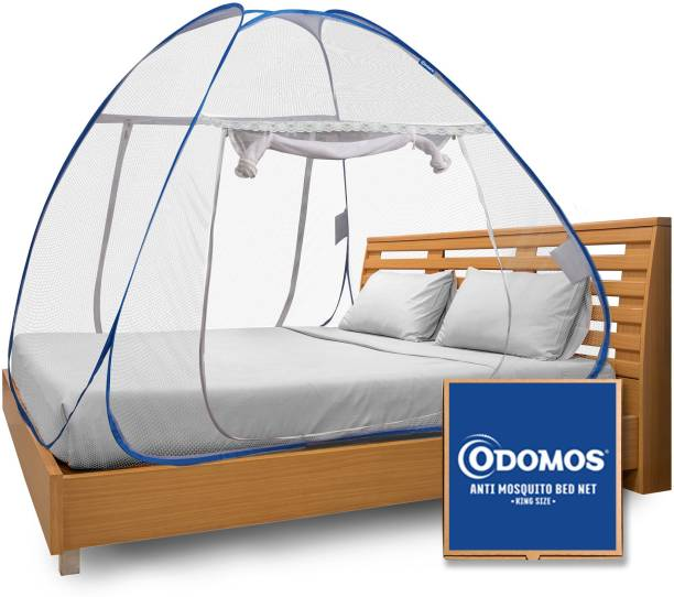 Odomos Polyester Adults Anti Mosquito Bed Net Mosquito Net