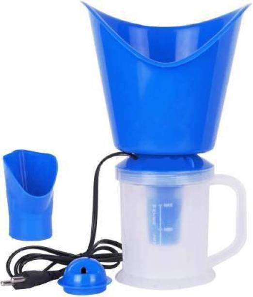 HOPZ 3 In 1 Steam Vaporizer, Nose Steamer, Cough Steamer, Nozzle Inhaler & Nose vaporizer machine for (Blue) Vaporizer Vaporizer
