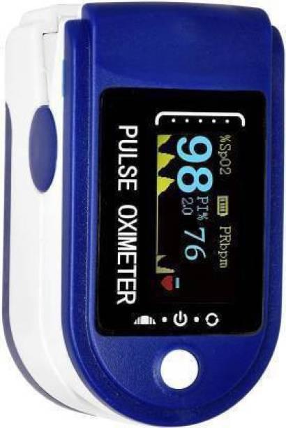 iSpares 430 PULSE OXIMETER Z1+ with Coloured OLED Digital Finger PULSE OXIMETER Spo2H Blood Oxygen Monitor Arterial ( Battery Not Included) Pulse Oximeter Pulse Oximeter