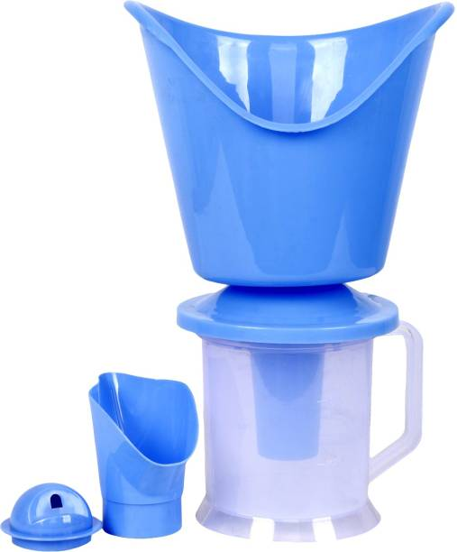 Uppercircuit 3 In 1 Steam Vaporizer, Nose Steamer, Cough Steamer, Nozzle Inhaler & Nose vaporizer machine for cold and cough (Blue) Vaporizer Vaporizer