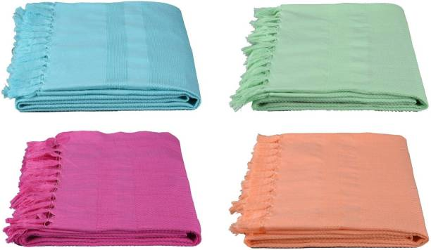 G Fabrics Cotton 550 GSM Bath Towel Set