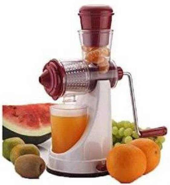 KIRMESH FASHION Plastic Hand Juicer
