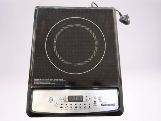 SUNFLAME SF - IC11 (1400) WATT Induction Cooktop Induction Cooktop
