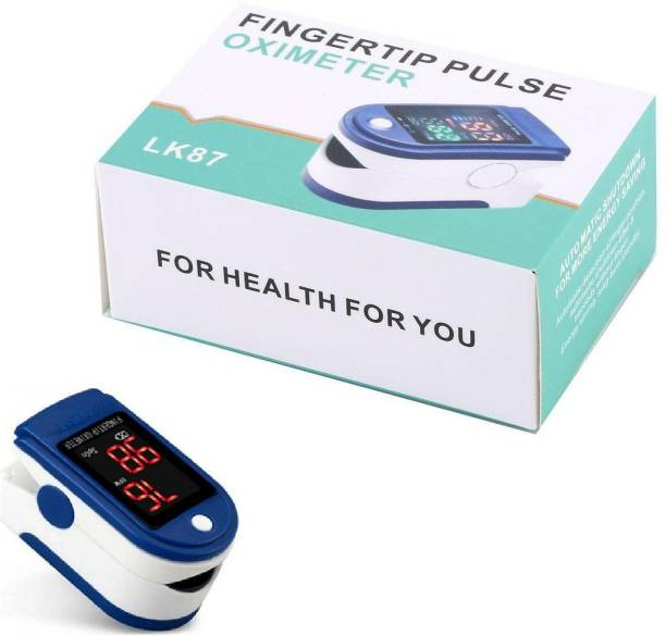 MASX High Accuracy Fingertip, Blood Oxygen Saturation Monitor Pulse Oximeter