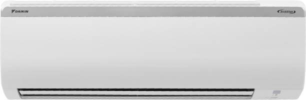 Daikin 1.5 Ton 3 Star Split Inverter with PM 2.5 Filter AC with PM 2.5 Filter  - White