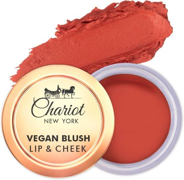 Chariot New york Vegan Lip & Cheek Blush