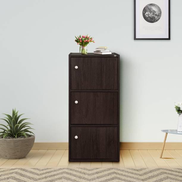 TADesign Muo-6016 Engineered Wood Close Book Shelf