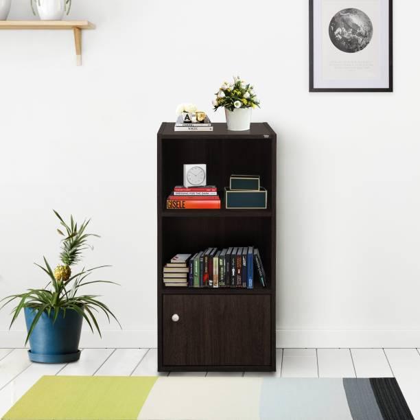 TADesign Muo-6015 Engineered Wood Semi-Open Book Shelf
