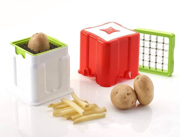 Top Quality Store Finger Chips Cutter Manual Choppers & Chippers & Peeler Potato Potato Slicer