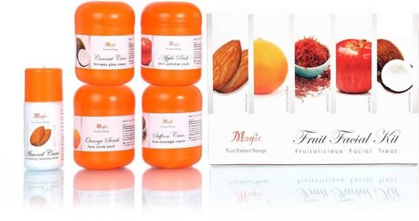 Nature's Essence Fruit Facial Kit - Mini Pack