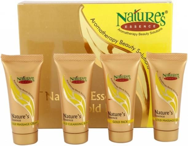 Nature's Essence Ravishing Gold Kit (mini)